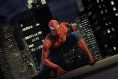 Spider-Man 2 - Publicity still. The image measures 1500 * 1000 pixels and was added on 22 July Amazing Spiderman, Spiderman 2002, Spiderman Sam Raimi, Spider Man Trilogy, Real Spiders, Amazing Fantasy 15, Ajin Anime, Spider Man 2, Marvel Wallpaper