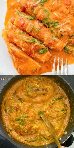 There are many tasty chicken recipes out there. But this one… Oh boy! If you want to impress your family and guests, this Chicken in Roasted Pepper Sauce recipe is the way to go. The chicken i Yummy Chicken Recipes, Diet Recipes, Vegetarian Recipes, Cooking Recipes, Recipes Dinner, Dinner Ideas, Recipes With Chicken And Peppers, Recipe Chicken, Sauce Crémeuse