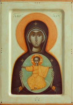Queen Of Heaven, Russian Icons, Mary And Jesus, Religious Icons, Orthodox Icons, Blessed Mother, Sacred Art, Virgin Mary, Art Techniques