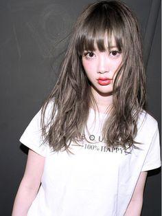 suburbia ファストブリーチ+ホワイトグレージュ Daily Hairstyles, Permed Hairstyles, Girl Hairstyles, Wavy Hair Perm, Hair Arrange, Asian Hair, Good Hair Day, Dyed Hair, Hair Inspiration