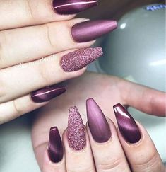 Pretty nail art design #nails