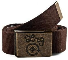 LRG Core Collection Alloverit Belt chocolate