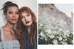 According to the stylish electropop duo, a great lipstick is everything.