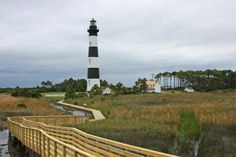 Bodie Island lighthouse Great fishing spot!