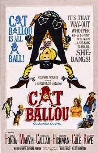 Handbags, Books...Whatever : #Movie Mom - a fun Western: Cat Ballou