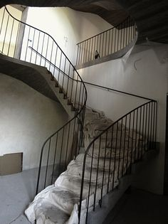 Concrete stairs DNA DESIGN.CZ