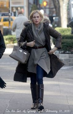 From the Valley to the Upper East Side: Lily Van der Woodsen's Style Cross-Over…