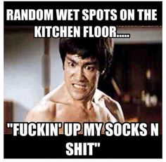 Random Wet Spot Meme | Slapcaption.com