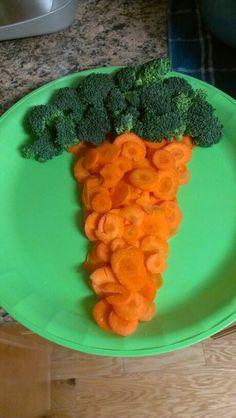 Easter carrot!