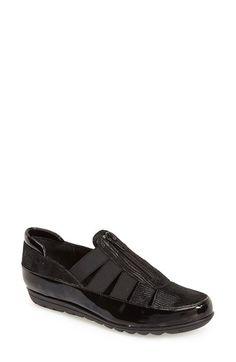 Women's VANELi Sport 'Ardeen' Patent Leather & Elastic Loafer