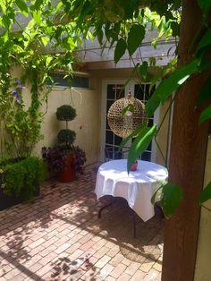 Come, enjoy relaxing patios amid lush tropical gardens at The Escalante!
