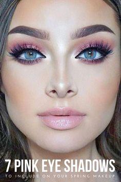 81 Best Cutest Pink Eyeshadow makeup Looks You Should Try 💖 - Page 22 ♥ . 81 Best Cutest Pink Eyeshadow makeup Looks You Should Try 💖 - Page 22 ♥ . Eye Makeup Glitter, Pink Eye Makeup, Eye Makeup Art, Eye Makeup Tips, Makeup Blog, Smokey Eye Makeup, Eyeshadow Makeup, Face Makeup, Makeup Brushes
