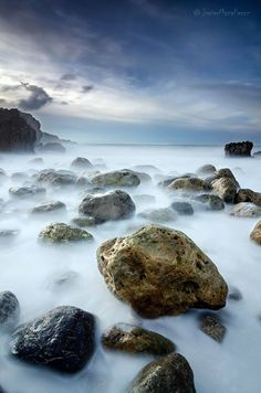 Playa de la Virgen del Mar #Cantabria #Spain