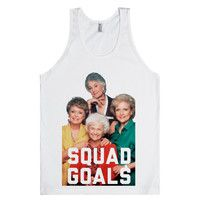 Squad Goals: Golden Girls