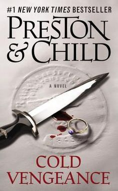 Cold Vengeance (Pendergast #11) by Preston and Child