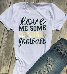Fantastic Moms Fitness Ideas To Whip You Back Into Shape Football Girlfriend Shirts, Football Shirts, Football Moms, Football Stuff, Football Players, Football Shirt Designs, Spirit Shirts, Football Outfits, Sports Mom