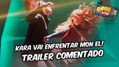 Supergirl  -  Kara vai enfrentar Mon El    #Trailer comentado https://youtu.be/fGVmkdnKSRw