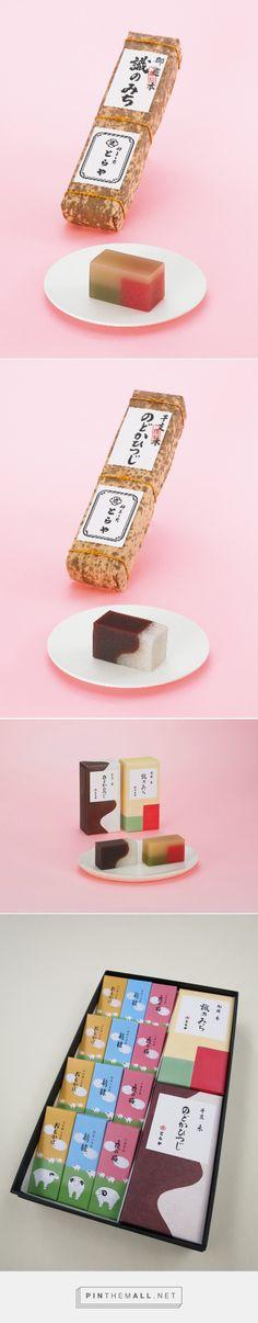 とらやブログ: 平成27年(2015)の御題・干支羊羹 curated by Packaging Diva PD. Something to eat packaging or is it soap : )