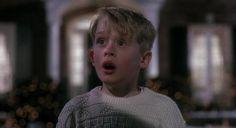Home Alone (1990) dir. John Hughes