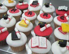 cupcakes | Cupcakes Graduación | Florentine Cupcakes & Cookies Más