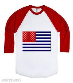 Mix Match American Flag | Mix Match American Flag #Skreened