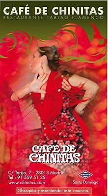 Flamenco - Café de Chinitas.