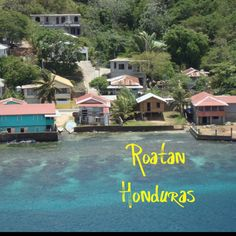 Roatan - tickets are ordered