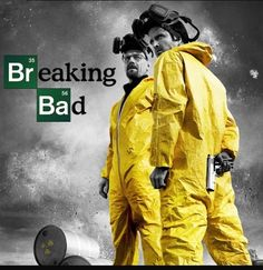 Are yellow safety suits in style this year because of Breaking Bad? Best TV Series, Drama Breaking Bad at the 2014 Golden Globe Award Show. Breaking Bad 3, Affiche Breaking Bad, Breaking Bad Tattoo, Breaking Bad Tv Series, Breaking Bad Poster, Breaking Bad Seasons, Walter White, Image Internet, Avenged Sevenfold