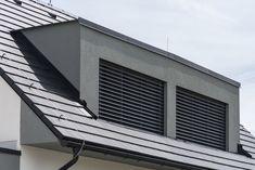 Stavba strechy Ytong je veľmi jednoduchá. Strecha sa na vnútornom líci len omietne bežnou sadrovou vnútornou omietkou. #rodinnydom #stavba #svojpomocne #stavebnymaterial #ytong #zdravebyvanie #vysnivanydom #modernydom #staviamedom #ytong #byvanie #rodinnebyvanie #modernydomov #architektura #strecha #kvalitnastrecha #masivnestrechy Roof Balcony, Blinds, Home Appliances, Curtains, Outdoor Decor, House, Home Decor, Google, Inspiration