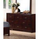 POUNDEX Furniture - Dresser - F4917  SPECIAL PRICE: $499.00