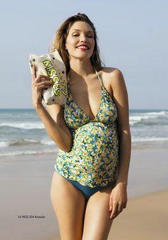 tankini e costume intero - beachwear premaman - swimsuit premamy - pregnancy swimsuit summer - beach dress - beachdress - copricostume - abito mare made in Italy -Gaya Boutique Milano negozio intimo e mare a Milano