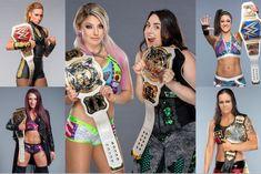 Wwe Raw Women, Shayna Baszler, Lexi Kaufman, Wwe Champions, Raw Women's Champion, Becky Lynch, Total Divas, Season 7, Little Miss