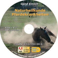 Gerd Emich - Naturheilkunde Pferdekrankheiten:  www.change-books.eu
