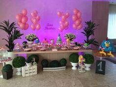 Festas Personalizadas em Brasília: Galinha Pintadinha Rosa