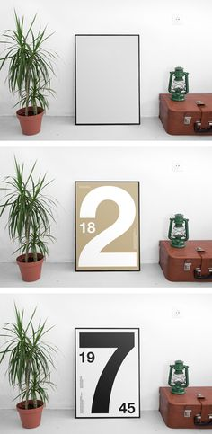 70 Hand-Picked Free Poster Mockups for You | iBrandStudio