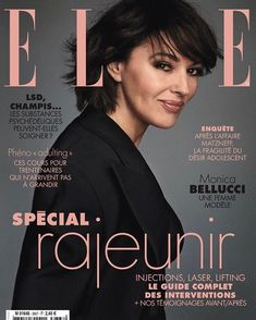 """Monica Bellucci on Instagram: """"❤️New Cover Story @ellefr by @xavigordo  Hair @johnnollet Mua @letiziacarnevale @dolcegabbana…"""" Monica Bellucci, Laser, Actresses, Movie Posters, Movies, Instagram, Teen, Female Actresses, Films"""
