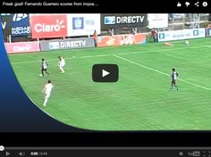 A nearly impossible goal  http://learn.captainu.com/2014/05/09/nearly-impossible-goal/
