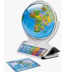 Globe interactif, smartglobe infinity