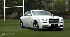 The Rolls-Royce Wraith History of Rugby special edition - with cosmetic tweaks to mark Rugby's history - arrives to cash in on the Rugby world Cup.