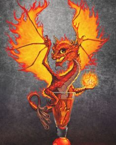 The awesome fantasy art of Stanley Morrison. The fireball drink dragon. Fantasy Dragon, Fantasy Art, Fireball Drinks, Dragon Artwork, Canvas Prints, Art Prints, Vacation Pictures, Beautiful Moments, Art Gallery