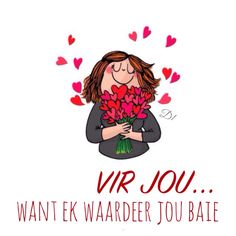 want ek waardeer jou baie Friendship Quotes Thank You, Friend Friendship, My Sister Quotes, Baie Dankie, Emoji Love, Afrikaanse Quotes, Goeie Nag, Goeie More, Mothers Day Cards