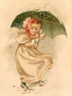 Ellen Jessie Andrews - English (1857-1907) vintage postcard