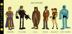 Watchmen by *tyrannus