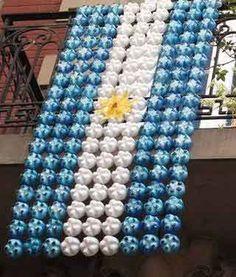 Mi Sala Amarilla: Manualidades para el día de la Bandera Argentina