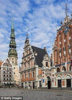 Riga Latvia