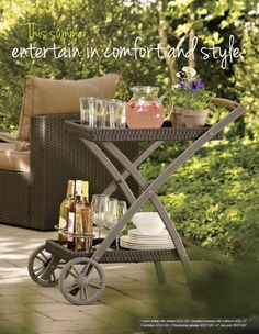 #Entertain in comfort and style!
