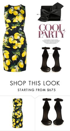 """""""Untitled #44"""" by nedinyyy ❤ liked on Polyvore featuring Dolce&Gabbana, Isabel Marant and Victoria Beckham"""