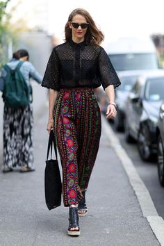 great skirt. JJ in Milan. #JJMartin