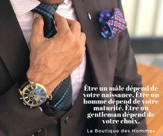 Quelles sont les qualités d'un Gentleman selon vous ? Wood Watch, Smart Watch, Gentleman, Watches, Accessories, Style, Fashion, Male Jewelry, Quotes