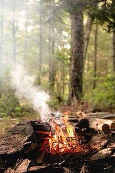 Camp fire ❤️⛺️
